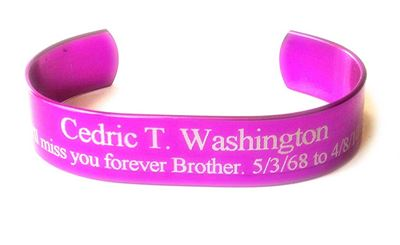 Picture of Purple Heart HeroBracelet™