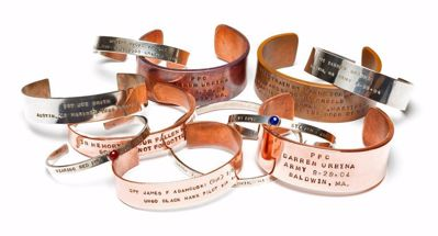 Picture of Aegis Copper HeroBracelet®